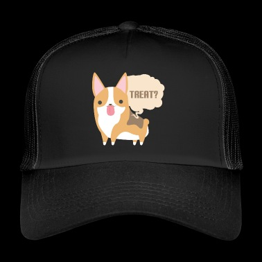 Dog Animal Dyr barn Gave klistremerker Tegneserie - Trucker Cap