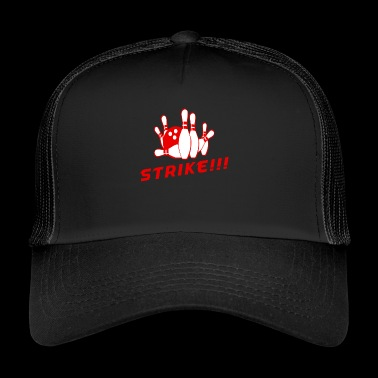 Strike !!! - Trucker Cap