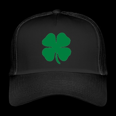 Shamrock luck - Trucker Cap
