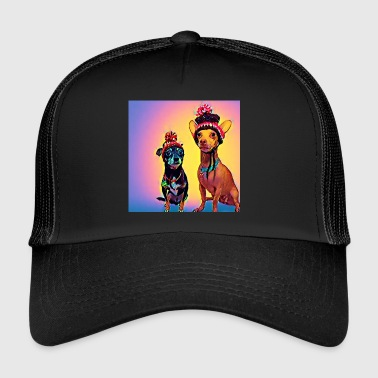 Pop Art - Trucker Cap
