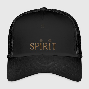 spirit 4 - Trucker Cap