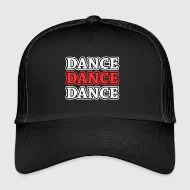 Ballet dancer shirt, women's dancer shirt, dancing - Trucker Cap