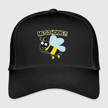 Bee calabrone insetto - Trucker Cap