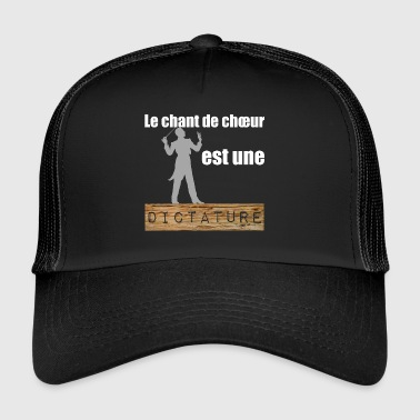 chef de choer - Trucker Cap
