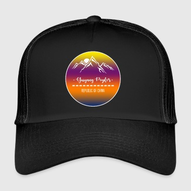 Guiyang Volksrepublik China - Trucker Cap