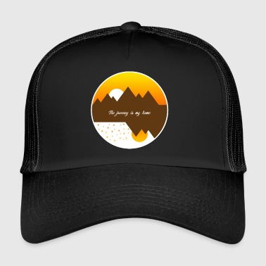 Matka on kotini - Trucker Cap
