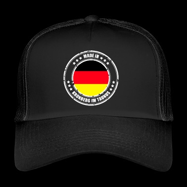 KRONBERG IN THE TAUNUS - Trucker Cap