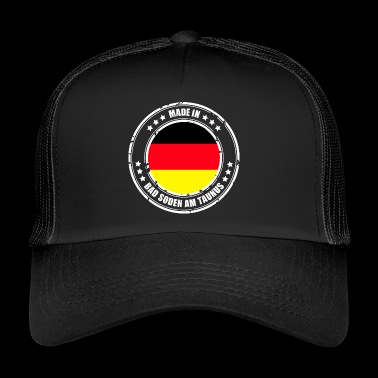 BAD SODEN AM TAUNUS - Trucker Cap