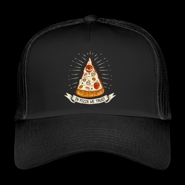 W pizzy ufamy - Trucker Cap