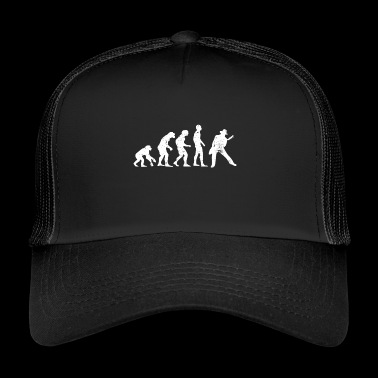 Evolution guitar guitar electric guitar - Trucker Cap