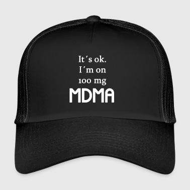 100mg MDMA - Trucker Cap