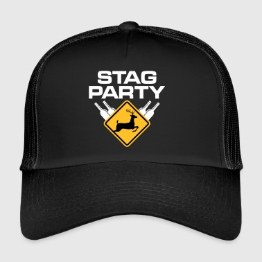 Bachelor / Stag Party - Trucker Cap