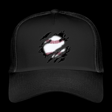 Honkbal in mij - Trucker Cap