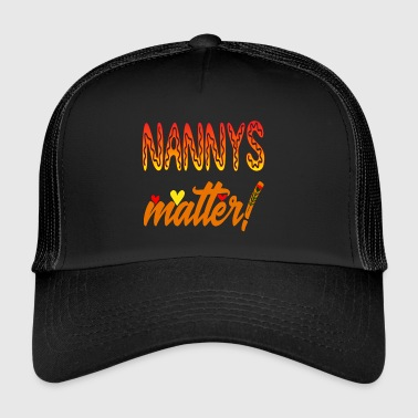 Kid Nounous Nanna nounous appréciation - Trucker Cap