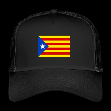Catalan flag - Trucker Cap