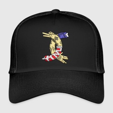 Illustration Tatoo - Trucker Cap