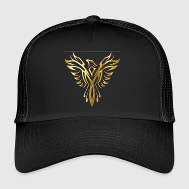 Golden Eagle - Trucker Cap