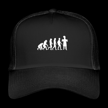 Koch evolution køkken køkken kok gave - Trucker Cap