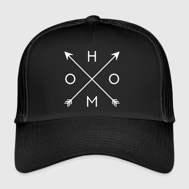 HOMO Arrows CSD Pride Shirt - Trucker Cap