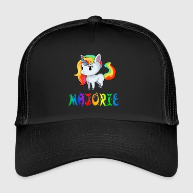 Unicorn Majorie - Trucker Cap