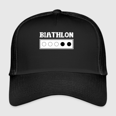 Biathlon winter sports - Trucker Cap