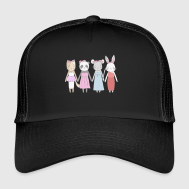 Girls night out - Trucker Cap