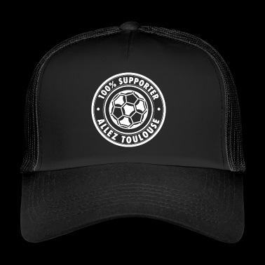 100 pour cent SUPPORTER TOULOUSE - Trucker Cap