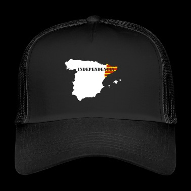 Catalan independence - Trucker Cap
