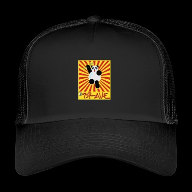 the brave - Trucker Cap