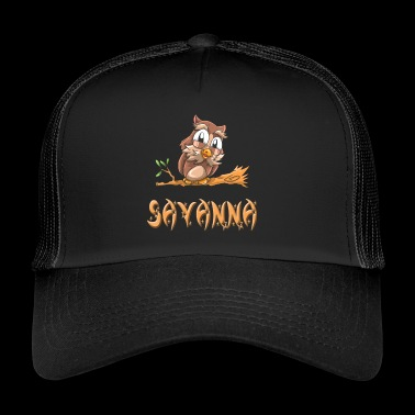 Owl Savanna - Trucker Cap
