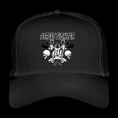 streetfight 3 - Trucker Cap