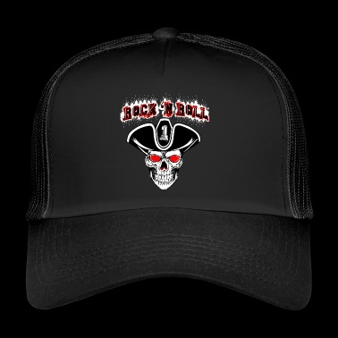 Rock 'n Roll / rock and roll - Trucker Cap