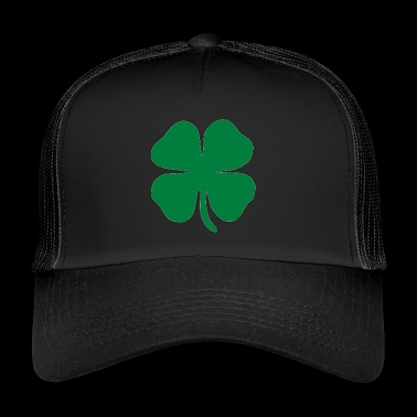 Klavertje lucky - Trucker Cap