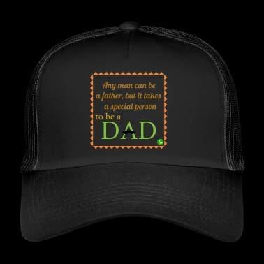 Father's Day - Trucker Cap