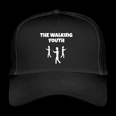 Youth of tomorrow - Trucker Cap