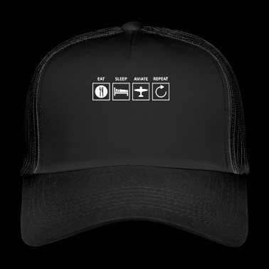 Aviate - Trucker Cap