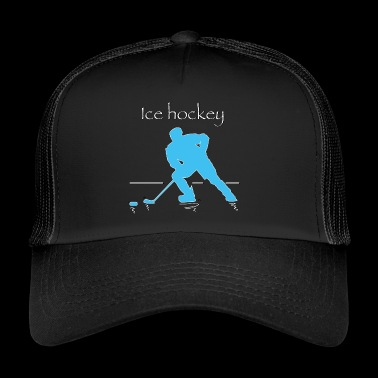 ijshockey - Trucker Cap
