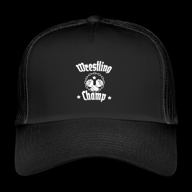Wrestling champ - Trucker Cap