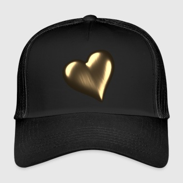 Heart of Gold / Heart of Gold - Trucker Cap