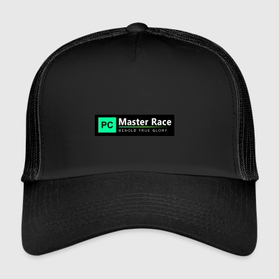 PC Master Race - Trucker Cap