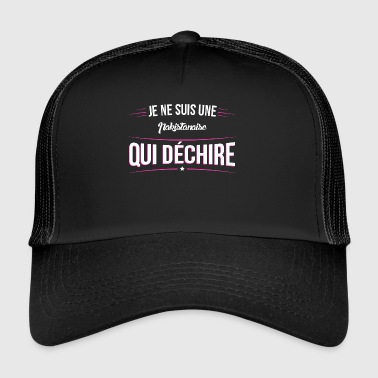 Ensemble de donnees 141 je suis une Ensemble de do - Trucker Cap