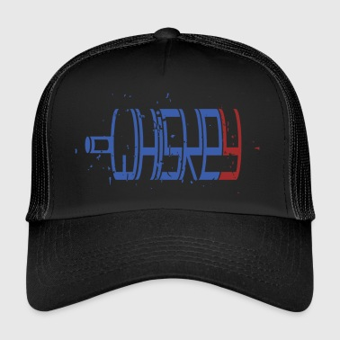 whisky - Trucker Cap