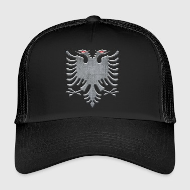 Albanian eagle iron - Trucker Cap