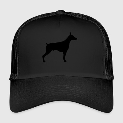 doberman - Trucker Cap
