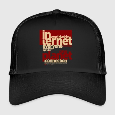 internet-1 - Trucker Cap