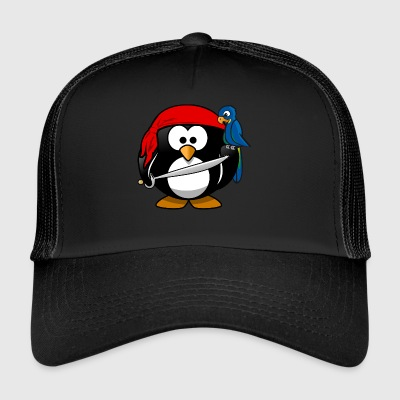 Pirate pirate pirate - Trucker Cap
