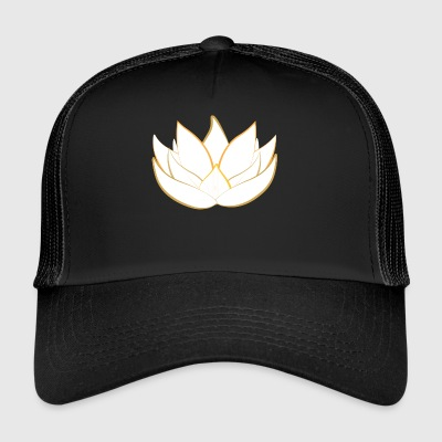 Lotus 3 - Trucker Cap