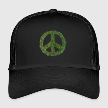 Peace - Pelouse - Trucker Cap