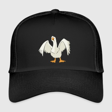 Goose comic - Trucker Cap