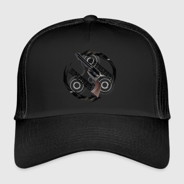Spinner rewolwer - Trucker Cap
